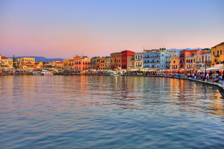 Kreta Rhodos