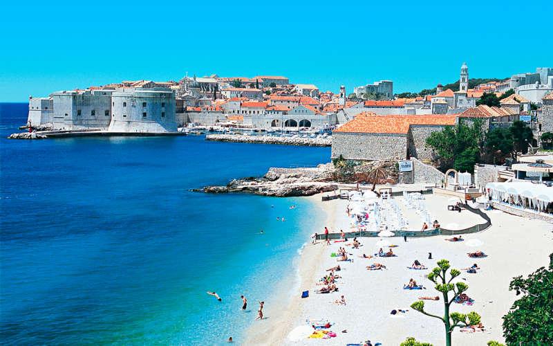 Billiga resor till Kroatien