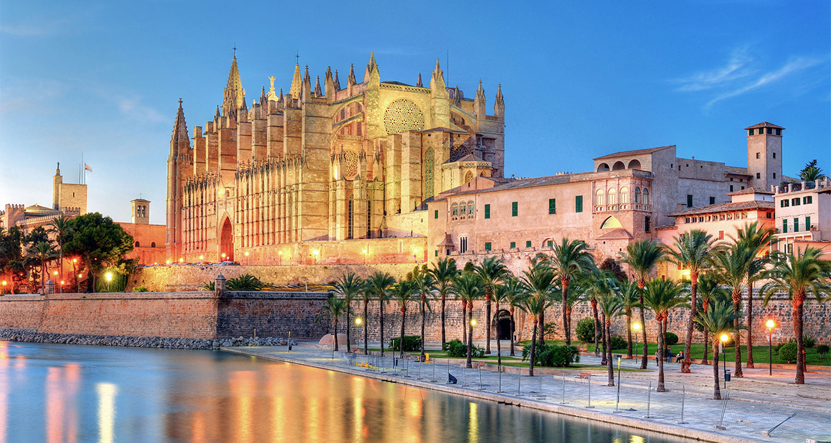 Billiga resor till Palma de Mallorca